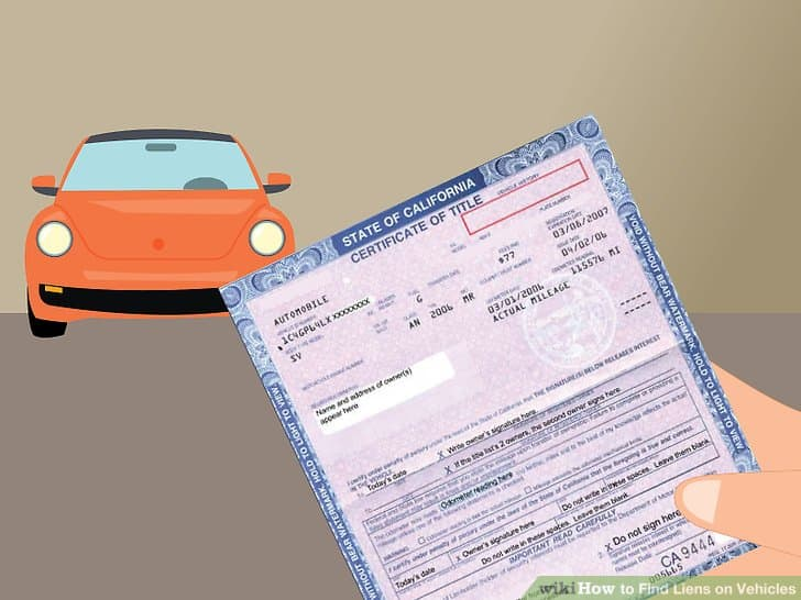 Buying Or Selling A Car With A Lien On The Title Autohitch 2