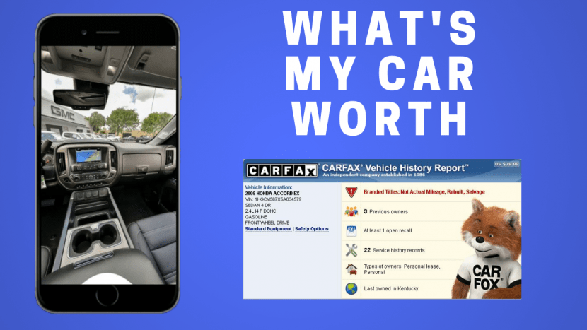 What's My Car Worth