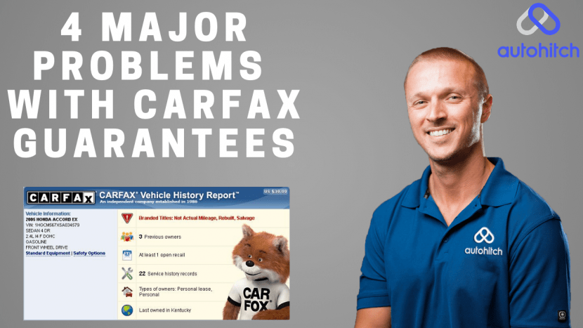 4 Major Problems You Didn't Know About The Carfax Buyback Guarantee