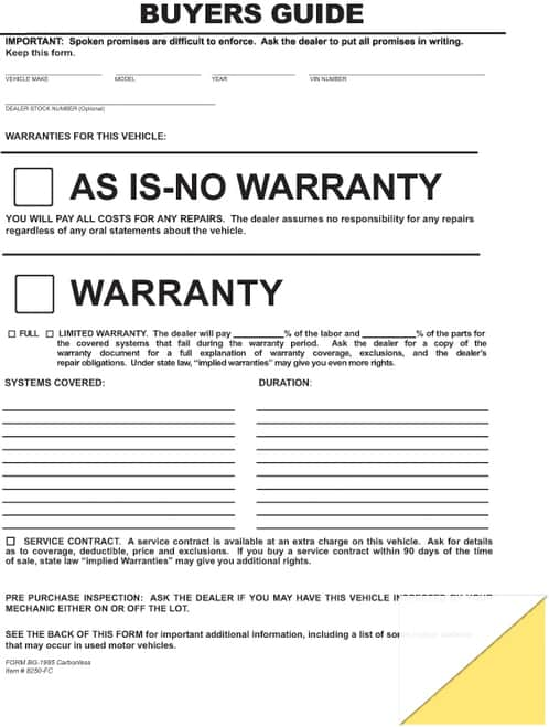 Lively image pertaining to as is no warranty printable form