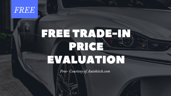 Free Trade-In Price Evaluation