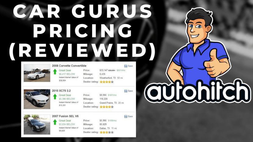 CarGurus - Reliable Website For Pricing Or Not?